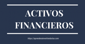 activo financiero